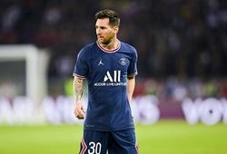 Messi không chắc cùng PSG gặp Man City ở Champions League