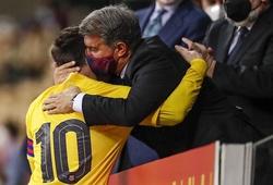 Gia đình Messi thiện chí đến phút chót, Barca vẫn phải nói không