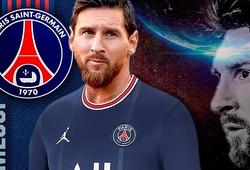 Messi chính thức đạt thỏa thuận với PSG