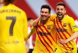 Messi khen ngợi thế hệ mới của Barca sau khi đoạt Cúp Nhà vua