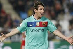 Inter Milan có thể đã thay đổi lịch sử với Messi