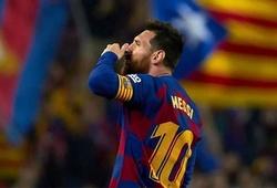 Messi để lại di sản bàn thắng không ai sánh nổi tại Barca
