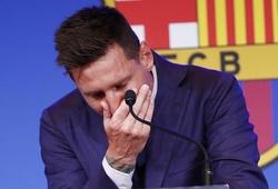 Messi bác bỏ tin bị Barca ép giảm thêm tiền lương