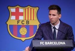 Vì sao Messi vẫn còn ở Barcelona mà chưa bay đến Paris?