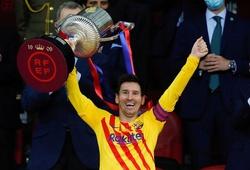 Vì sao Messi không vội đặt bút ký hợp đồng mới với Barca?