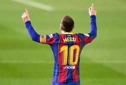 Messi đạt cột mốc độc đáo trong lịch sử La Liga với Barca