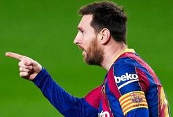 Messi chờ lập thêm cú đúp đặc biệt nữa cho Barca