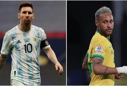 Chung kết Copa America: Messi và Neymar đã gặp nhau bao nhiêu lần?