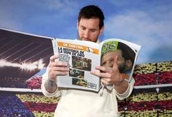 Messi phát khóc mỗi khi trở lại Barcelona