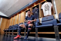 Vì sao Messi chọn áo số 30 tại PSG?