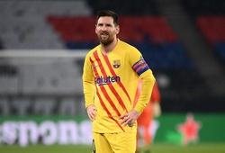 Messi lần đầu sút hỏng phạt đền sau 5 năm khiến Barca ôm hận