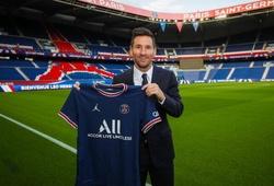 Báo Pháp tiết lộ Messi bỏ túi 110 triệu euro tiền lương ở PSG