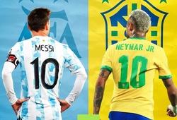 Messi vs Neymar: Ai ảnh hưởng đến Copa America nhiều nhất?