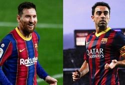 Messi và kỷ lục chơi nhiều trận nhất ở các CLB hàng đầu châu Âu