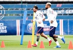 CĐV PSG vẫn chưa được xem Messi và Neymar thi đấu