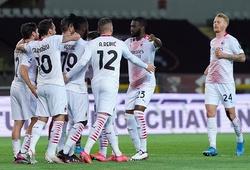 AC Milan tàn phá Torino và lập kỷ lục thắng sân khách