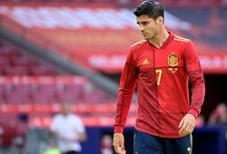 Morata bị la ó do bỏ lỡ khó tin cho Tây Ban Nha trước Euro 2021