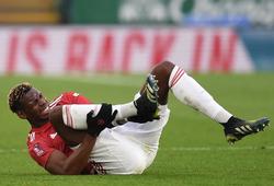 MU mất nhiều tiền lương nhất cho cầu thủ bị chấn thương trong 5 năm