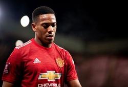 MU nhận tin xấu về Martial trước khi Ngoại hạng Anh trở lại