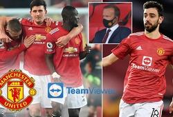 MU ký hợp đồng tài trợ lớn nhất Ngoại hạng Anh với đối tác mới