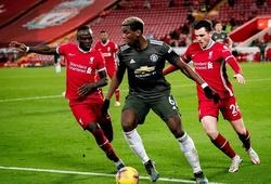 Trận MU vs Liverpool đã được ấn định ngày đá lại