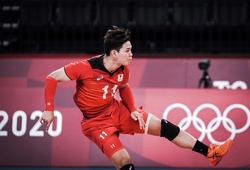 Yuji Nishida gia nhập nhóm VĐV ghi điểm kỷ lục của bóng chuyền nam Olympic