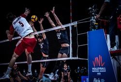 Những đội bóng nam đã chắc suất Bán kết giải bóng chuyền VNL 2021