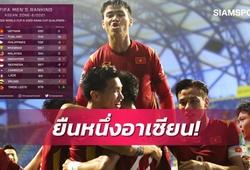 """Bị """"ngửi khói"""" trên BXH FIFA, Thái Lan chua xót kém cả Việt Nam lẫn Malaysia"""