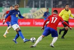 Neymar bị chế giễu thừa cân khi chơi cho tuyển Brazil