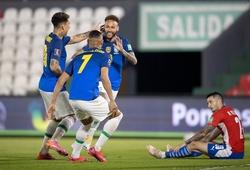 Neymar lại ghi bàn ở World Cup 2022 và tiến gần đến Pele