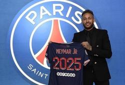 Neymar gia hạn có thể ảnh hưởng đến tương lai của Messi