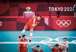 Tuyển bóng chuyền nam Nga có 3 điểm đầu tiên tại Olympic Tokyo 2021