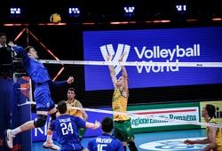 Đương kim vô địch Volleyball Nations League ra về trong tiếc nuối