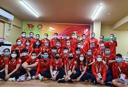 Số  VĐV dự Olympic Tokyo và khả năng tranh chấp của các nước Đông Nam Á so với Việt Nam