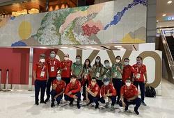 Olympic Tokyo 2021: 6 đội tuyển của Đoàn Thể thao Việt Nam về nước
