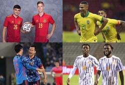 Olympic 2021: Những ngôi sao bóng đá đáng chú ý nào tham dự?