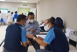 ĐT Việt Nam điều chỉnh lịch tiêm vaccine ngừa COVID-19