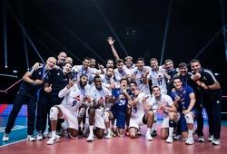 Xuất sắc hạ Slovenia, bóng chuyền nam Pháp giành HCĐ VNL 2021