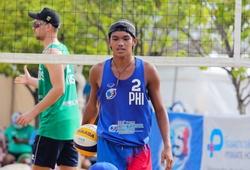 Hai tài năng trẻ Philippines tiếp tục tham dự giải Vô địch bóng chuyền bãi biển U21 Châu Á