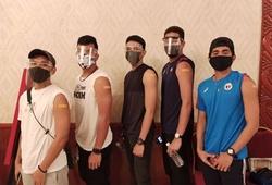 Bóng chuyền Philippines tiêm vaccine phòng COVID-19 hướng tới SEA Games 31