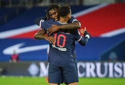 Không có Neymar và Kean, PSG mất một nửa bàn thắng ở châu Âu