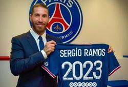 Đội hình toàn sao của PSG mùa tới sau khi chiêu mộ Sergio Ramos