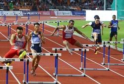 """""""Cơn khát vàng"""" chạy 400m rào ở SEA Games 31"""