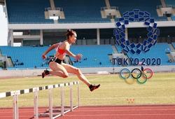 Cơ hội nào cho Quách Thị Lan vào bán kết 400m rào nữ Olympic Tokyo 2021?