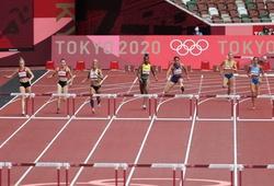 Cận cảnh màn thi đầy kịch tính đưa Quách Thị Lan vào bán kết 400m rào Olympic Tokyo
