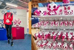 Chuyện về những món đồ lưu niệm dễ thương ở Làng Olympic Tokyo 2021