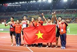 """Đồng đội """"trên bến dưới thuyền"""" chúc Quách Thị Lan thi bán kết Olympic"""