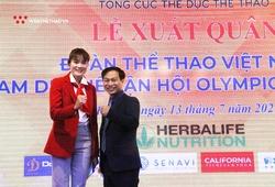 VĐV điền kinh Quách Thị Lan đặt mục tiêu phá kỷ lục quốc gia 400m rào tại Olympic 2021
