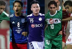 Quang Hải áp đảo cuộc đua danh hiệu Tiền vệ hay nhất lịch sử AFC Cup