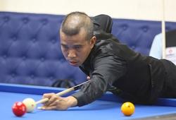"""Tìm lại phong độ, """"vua billiards Việt Nam"""" lập cú đúp chiến thắng giải World 3C Grand Prix 2021"""